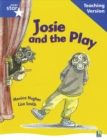 Image for Rigby Star Guided Reading Blue Level: Josie and the Play Teaching Version