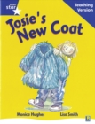 Image for Rigby Star Guided Reading Blue Level: Josie's New Coat Teaching Version