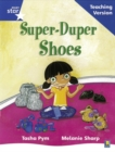 Image for Rigby Star Phonic Guided Reading Blue Level: Super Duper Shoes Teaching Version