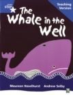 Image for Rigby Star Phonic Guided Reading Blue Level: The Whale in the Well Teaching Version