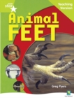 Image for Rigby Star Non-fiction Guided Reading Green Level: Animal Feet Teaching Version