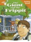 Image for Rigby Star Guided Reading Orange Level: The Giant and the Frippit Teaching Version