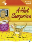 Image for Rigby Star Guided Reading Orange Level: The Hot Surprise Teaching Version