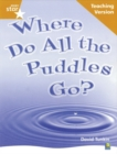 Image for Rigby Star Non-fiction Guided Reading Orange Level: Where do all the puddles go? Teaching