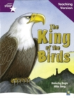Image for Rigby Star Guided Reading Purple Level: The King of the Birds Teaching Version