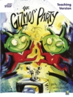 Image for Rigby Star Guided White Level: The Gizmo's Party Teaching Version