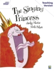 Image for Rigby Star Guided White Level: The Singing Princess Teaching Version