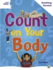 Image for Rigby Star Guided White Level: Count on your Body Teaching Version