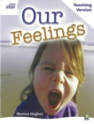 Image for Rigby Star Guided White Level: Our Feelings Teaching Version
