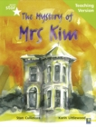Image for Rigby Star Guided Lime Level: The Mystery of Mrs Kim Teaching Version