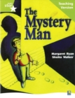 Image for Rigby Star Guided Lime Level: The Mystery Man Teaching Version
