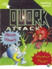 Image for Rigby Star Guided Lime Level: Quork Attack Teaching Version