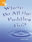 Image for Rigby Star Guided Quest Orange: Where Do All The Puddles Go? Pupil Book Single