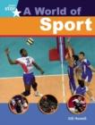 Image for Rigby Star Guided Quest Turquoise: A World Of Sports Pupil Book (single)
