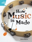 Image for Rigby Star Guided Quest Turquoise: How Music Is Made Pupil Book