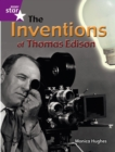 Image for Rigby Star Guided Quest Purple: The Inventions Of Thomas Edison Pupil Book (Single)