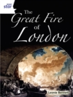Image for Rigby Star Guided Quest White: The Great Fire Of London Pupil Book (Single)