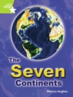 Image for Rigby Star Guided Quest Plus Lime Level: The Seven Continents Pupil Bk (single)