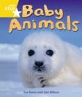Image for Rigby Star Guided Quest Year 1 Yellow Level: Baby Animals Reader Single