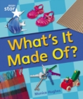 Image for Rigby Star Guided Year 1 Blue Level: Whats It Made Of Reader Single
