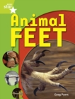 Image for Rigby Star Guided Quest Year 1 Green Level: Animal Feet Reader Single