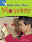 Image for Rigby Star Guided Blue: Pupil Book Single: Make Your Own Monster!