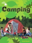 Image for Rigby Star Guided Quest Green: Camping Pupil Book (Single)