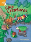 Image for Rigby Star Quest Year 2: Clay Creatures Reader Single