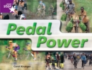 Image for Rigby Star Guided Quest Year 2 Purple Level: Pedal Power Reader Single