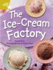 Image for Rigby Star Guided Quest Year 2 Gold Level: The Ice-Cream Factory Reader Single