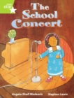 Image for Rigby Star Guided Lime Level: The School Concert Single