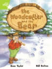 Image for Rigby Star Guided Lime Level: The Woodcutter And The Bear Single