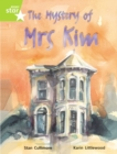 Image for Rigby Star Guided Lime Level: The Mystery Of Mrs Kim Single