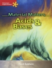 Image for Heinemann English Readers Advanced Science: Acids and Bases
