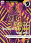 Image for WJEC functional skills EnglishPass level 2