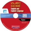 Image for WJEC GCSE English and English Language Higher ActiveTeach