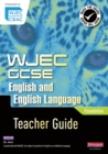 Image for WJEC GCSE English and English language: Foundation : Teacher Guide