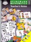 Image for Heinemann Maths 1 Teacher's Notes