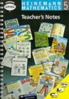 Image for Heinemann Maths 5 Teacher's Notes
