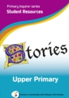 Image for Primary Inquirer series: Stories Upper Primary Student CD : Pearson in partnership with Putting it into Practice