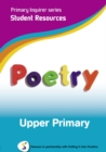 Image for Primary Inquirer series: Poetry Upper Primary Student CD : Pearson in partnership with Putting it into Practice