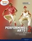 Image for BTEC level 2 performing arts