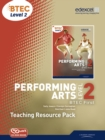 Image for Performing arts 2BTEC level 2: Teaching resource pack