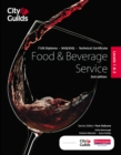 Image for Food & beverage service  : City & Guilds 7103 diploma NVQ/SVQ technical certificateLevels 1 & 2