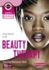 Image for Beauty therapy: Training resource disk