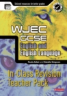 Image for WJEC GCSE English In-Class Revision Teacher Pack