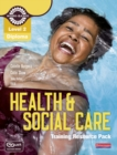 Image for Health & social care: Training resource pack : Level 2