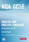 Image for AQA GCSE English/English Language Active Teach BBC Pack: Achieve A* with CDROM
