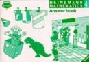 Image for Heinemann Maths 4: Answer Book