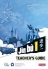 Image for Jin bu Chinese Teacher Guide 1 (11-14 Mandarin Chinese)